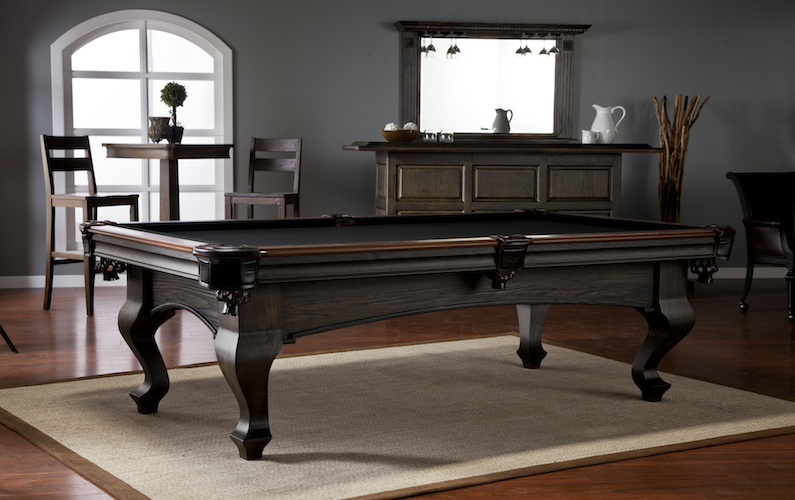 American Heritage Billiards Peter Vitalie Telluride Pool Table NJ - American heritage billiards pool table