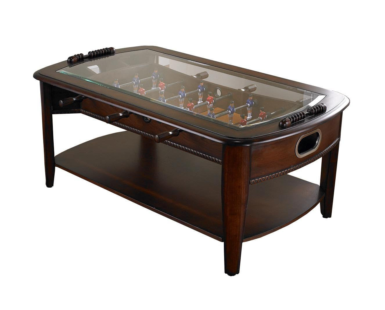 Superieur Chicago Gaming Company Signature Foosball Coffee Table ...