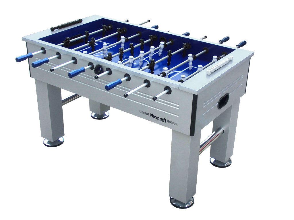 ... Extera Outdoor Foosball Table Side2 ...