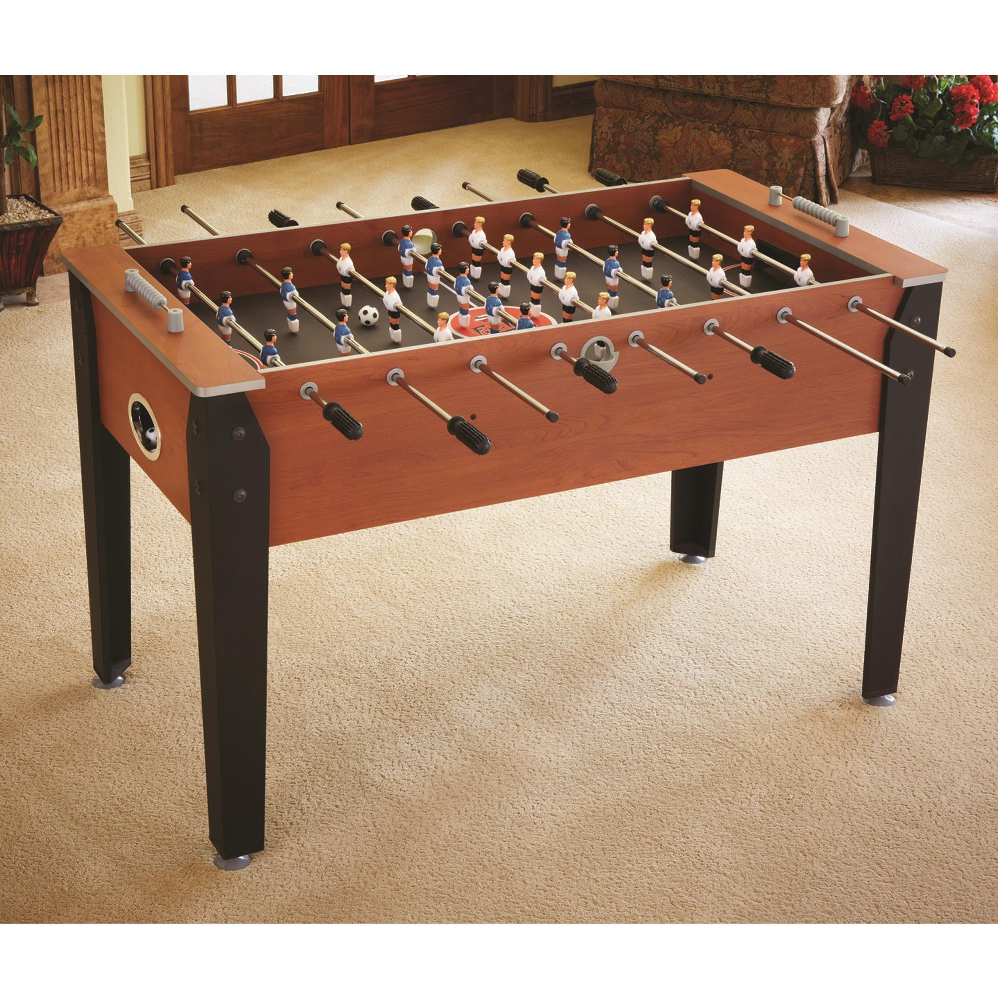 "Fat Cat Manchester 54"" Foosball Table NJ Gamerooms"