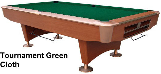 Playcraft Southport Honey Piece Slate Pool Table W Ball Return - Pool table without slate