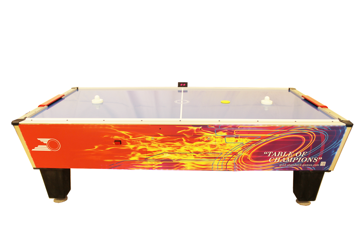 Gold Standard Games Shelti Gold Pro Air Hockey Table