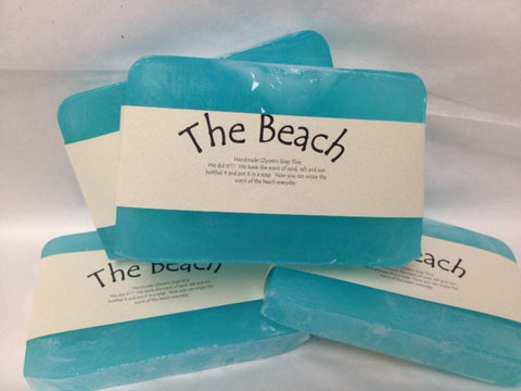 Beach (The) Soap Slice