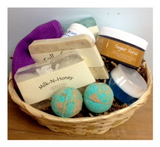 Relax Gift Basket