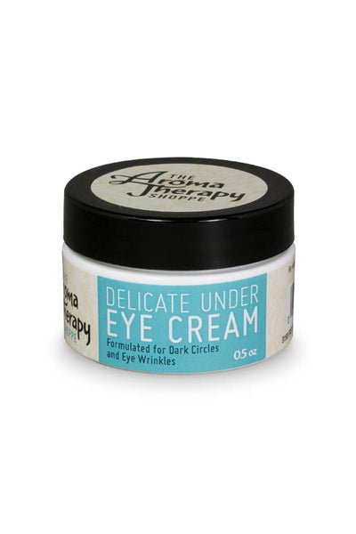 Handmade Delicate Eye Cream - The Aromatherapy Shoppe Virginia Beach