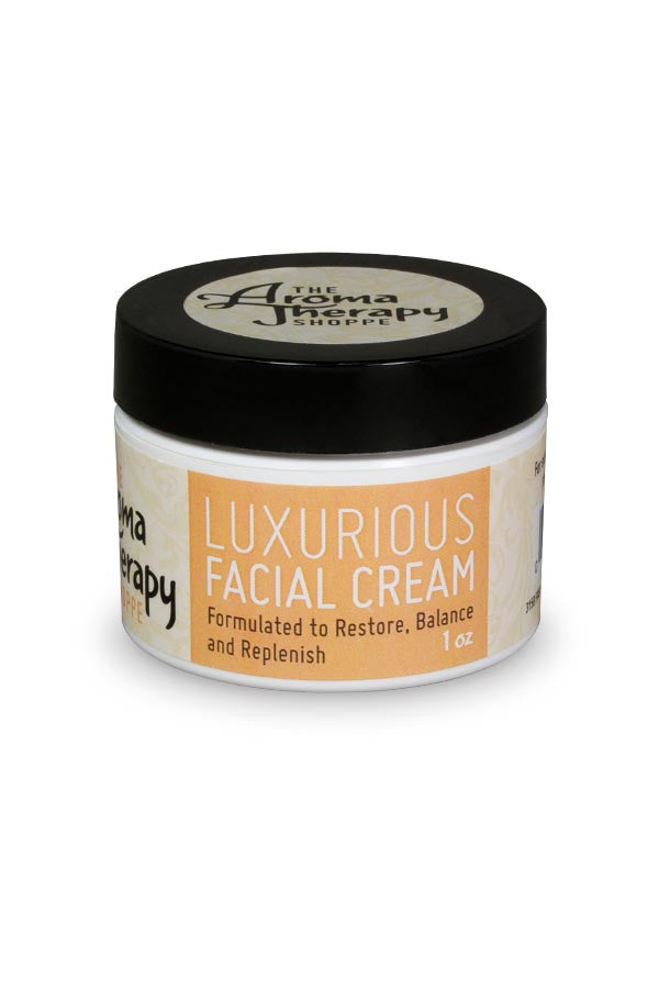 Handmade Luxurious Face Cream - The Aromatherapy Shoppe Virginia Beach