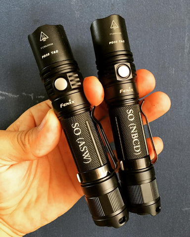 Buy Fenix LED Flashlights Online In India