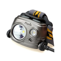 Fenix HP25R LED Headlamp, Rechargeable LED Headlamp, 1000 Lumens Powerful Outdoor, Mining, Hiking LED Head torch in India