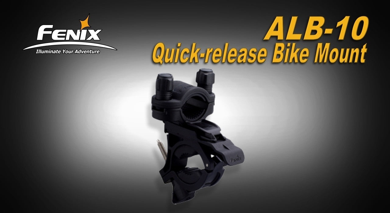 Fenix ALB10 Bike Mount, Fenix LED Torch Mount for Cycle Buy in INDIA