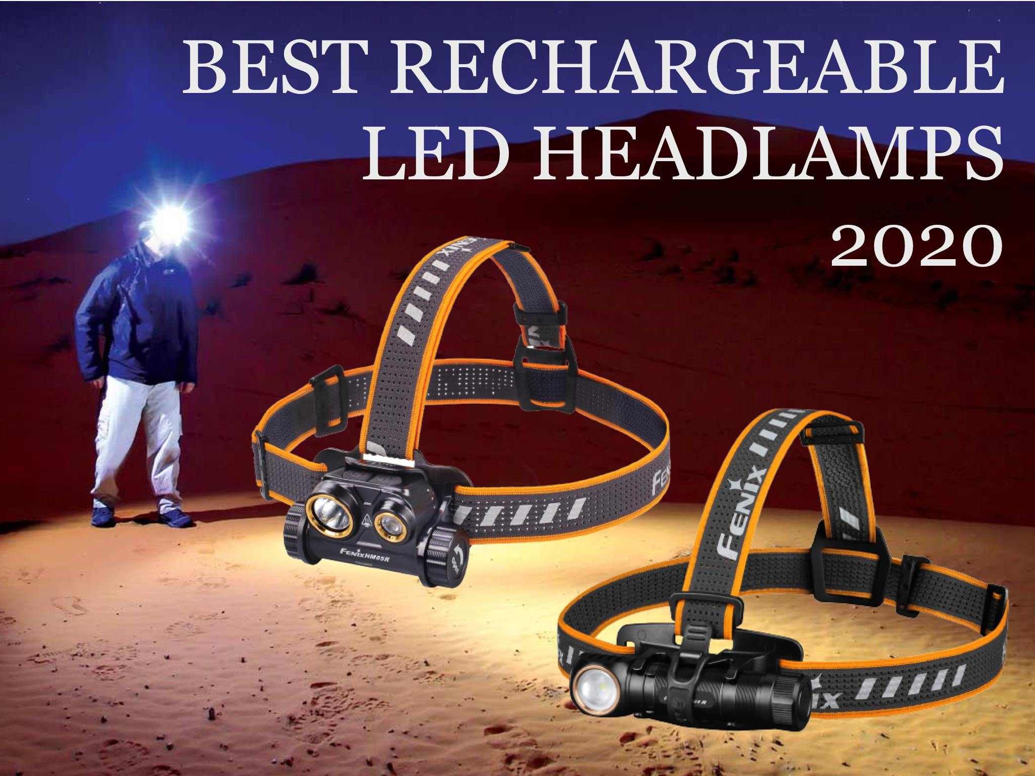 Fenix LED Headlamps, Buy Best Rechargeable LED Headlamps Head Torches online in India