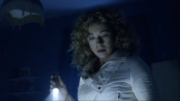 Doctor Who series, Fenix in Doctor Who series, Inspection Flashlight