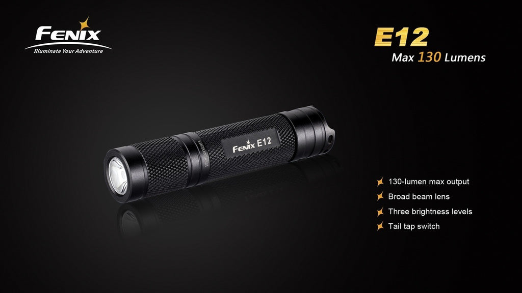 Buy Fenix E12 LED Flashlight online in India, Buy Fenix E12 LED Torch Online in India