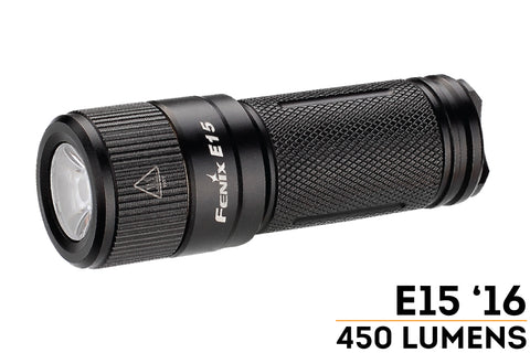 Fenix E15 2016 LED Flashlight