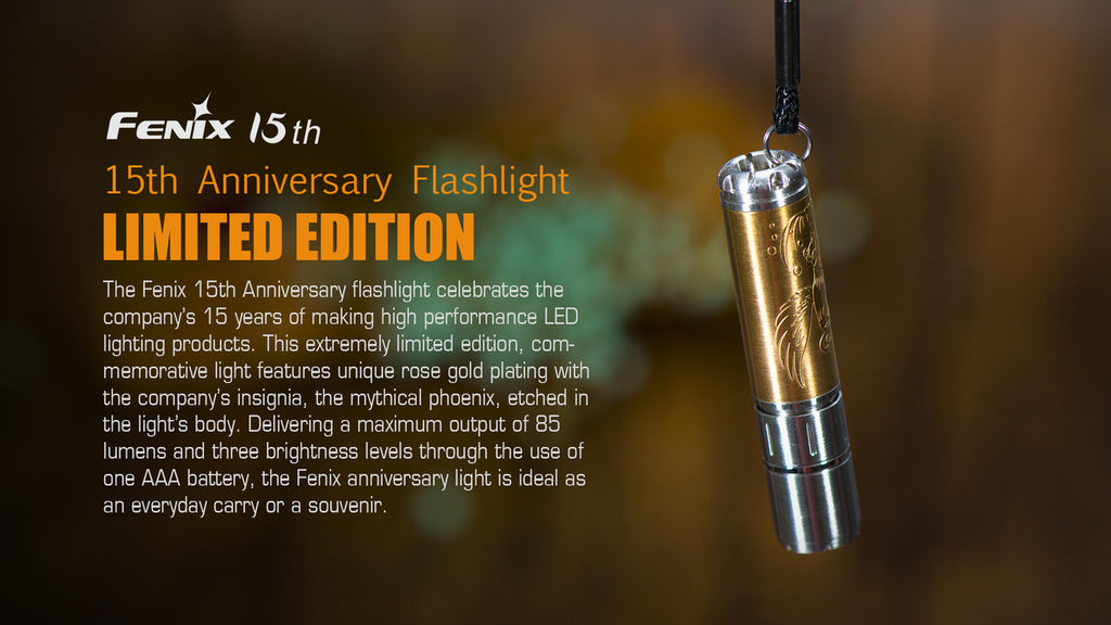 Fenix F15 Led flashlight in india