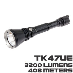 Fenix TK47UE, TK47 Ultimate Edition Flashlight, 3200 Lumen Led Torch, Tactical Searchlight Buy online in India