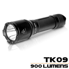 Fenix Tk09, Tactical Flashlight, 900Lumen LED Torch, Buy online in India
