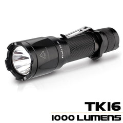 Fenix TK16 LED Flashlight, 1000 Lumen Torch, Compact Tactical flashlight, Buy Online in India