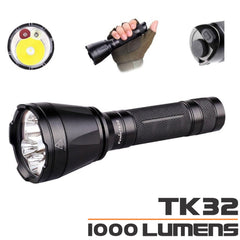 Fenix TK32, Tactical Flashlight, 1000 Lumen LED Torch, Buy online in India