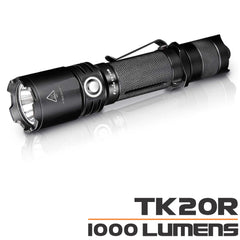 Fenix TK20R, USB Rechargeable Torch, 1000 Lumen LED Flashlight, Buy Online in India