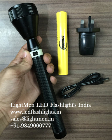 Britelite LED Torch India Kamper LED Torch