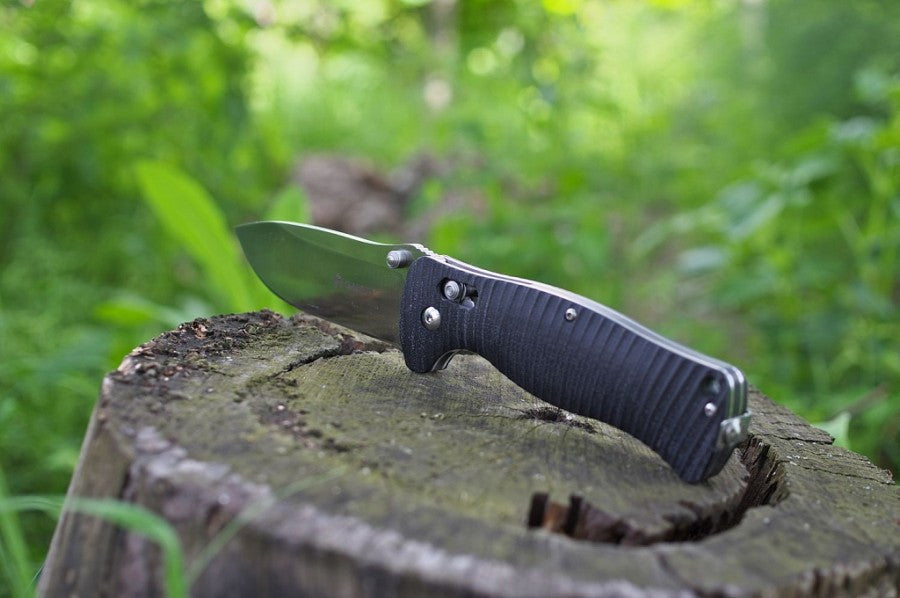 Ganzo Knife G720 Black Folding Knives Buy Knives Online in India