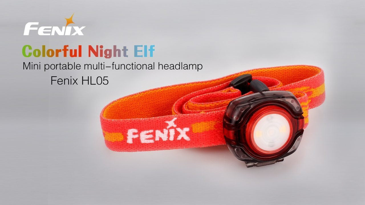 Fenix HL05 LED Headlamp, Portable headlamp Buy Online in India