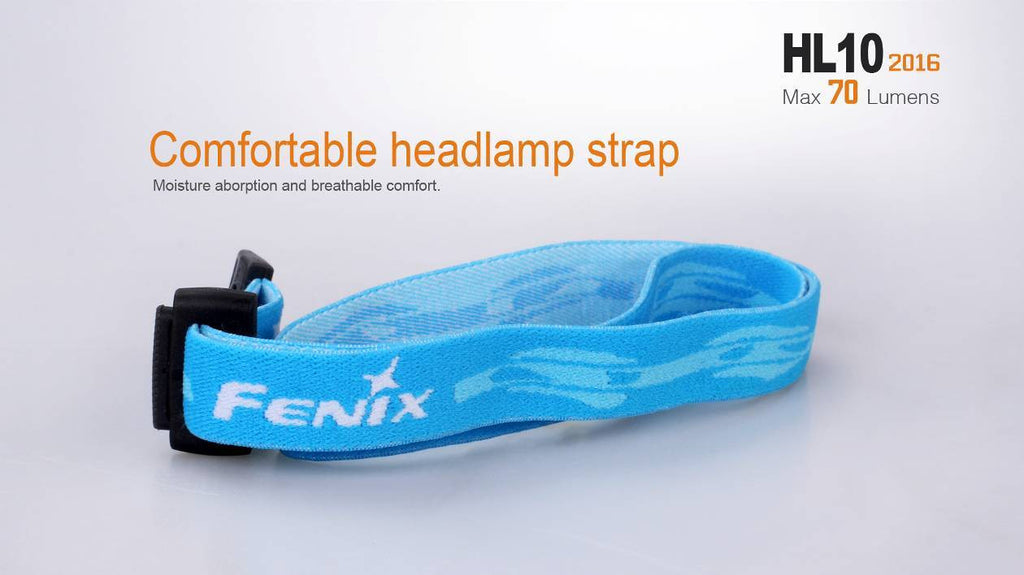 Fenix HL10 2016 LED Headlamp (1*AAA) 7 SPOT+FLOOD
