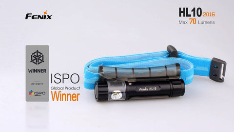 Fenix HL10 2016 LED Flashlight in India