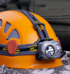 Fenix Helmet mounted lights, Headlamp for work purpose, mining areas light, Hand free lighting in india