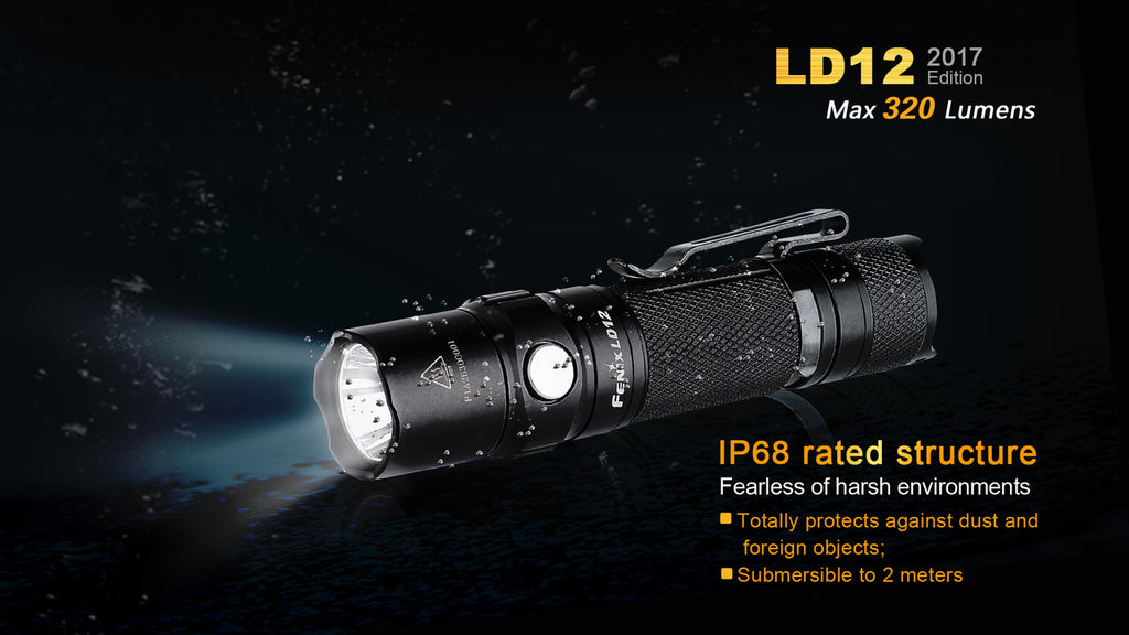 Buy Fenix LD12 2017 Edition LED Flashlight online, Buy Fenix LD12 LED Torch online in India