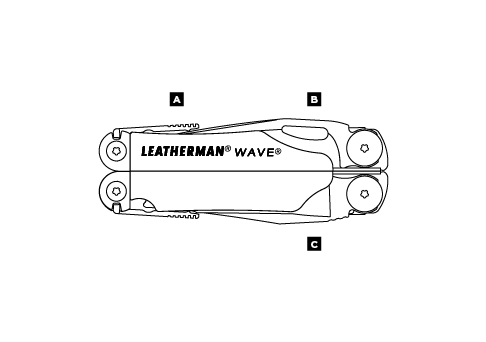 Leatherman Wave Plus, Wave+ Multi Tool in India, Buy Leatherman online in India