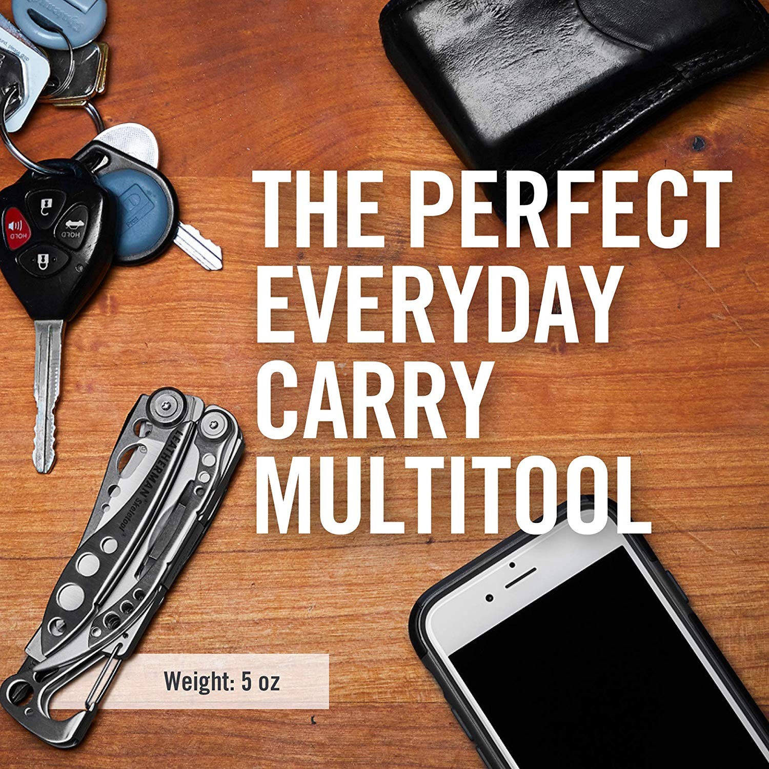 Leatherman Skeletool Multi-tools, Compact Pocket size multi-tool in India, Multi-tool with a combo knife, bit driver, pliers and more, Ultra Light EDC Multi-tool in India, Leatherman Tools online in India @ Lightmen, Buy Leatherman Multi-Tools Online