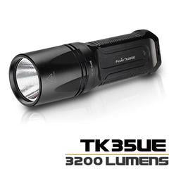 Fenix TK35UE, TK35 Ultimate edition, 3200 Lumen LED flashlight, Tactical Searchlight, Buy Online in India