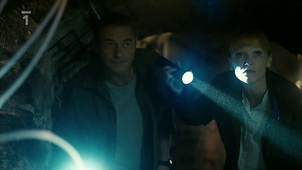 Fenix in Lost Gate Series, Fenix Flashlights in Hollywood, Powerful Torches