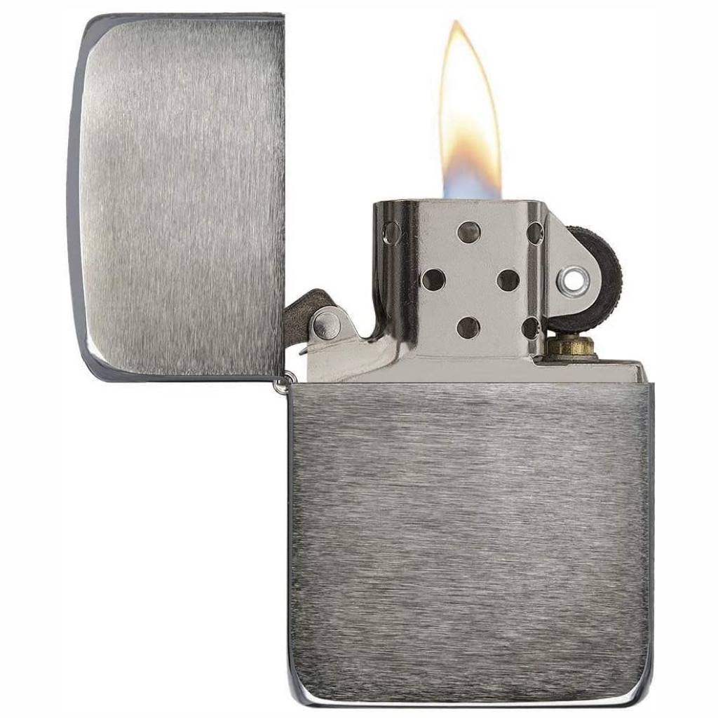 Zippo Black Brass Ice 1941 Replica Lighter in India, Zippo Lighters in India, Wind Proof Pocket Size Lighters Online, Zippo 24096 Replica Lighter