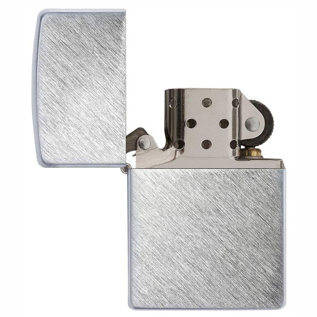 Zippo Classic Brass Herringbone Sweep Lighter, Zippo 24648 Lighter, Pocket Size Best Windproof Lighter in India, Zippo India