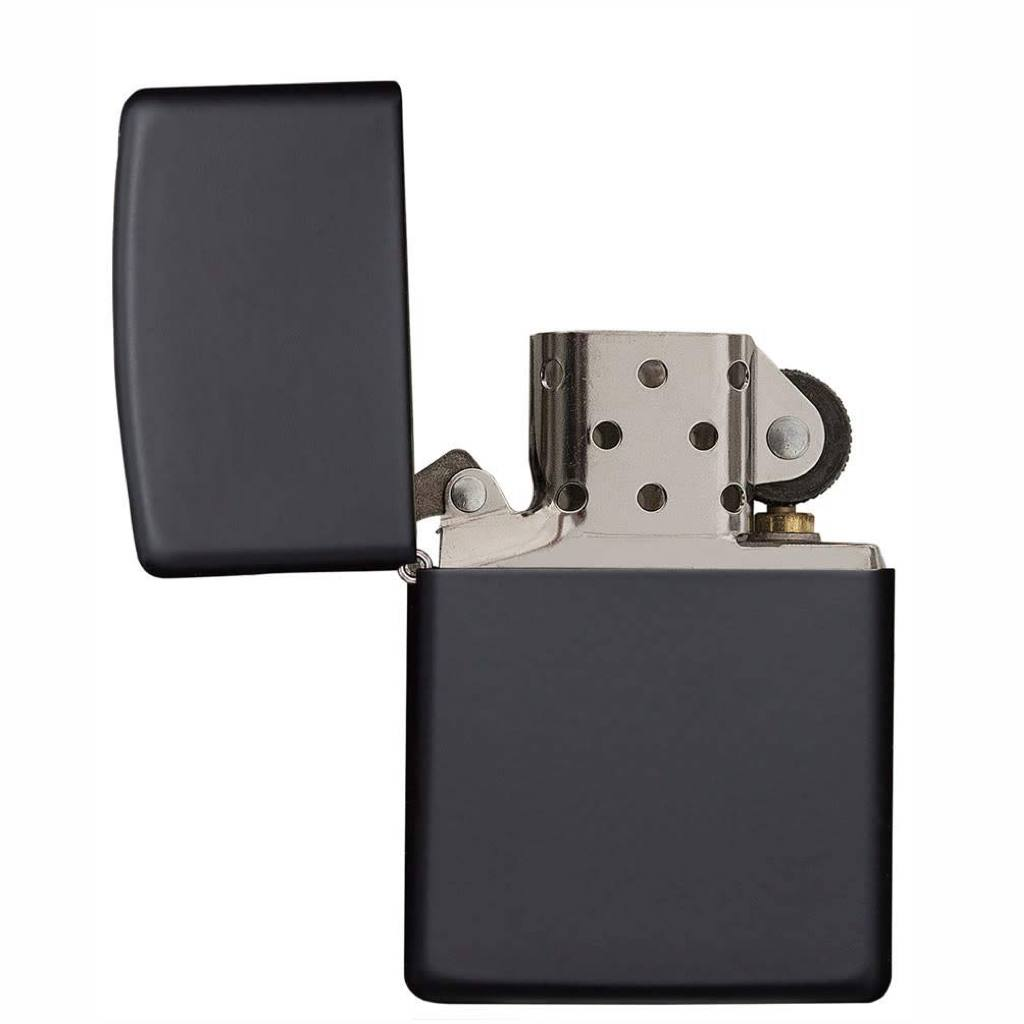 Zippo Classic Matte Black Lighter in India, Zippo 218 Lighter, Wind Proof Pocket Size Lighters Online, Best Pocket Size Best Lighter in India, Zippo India