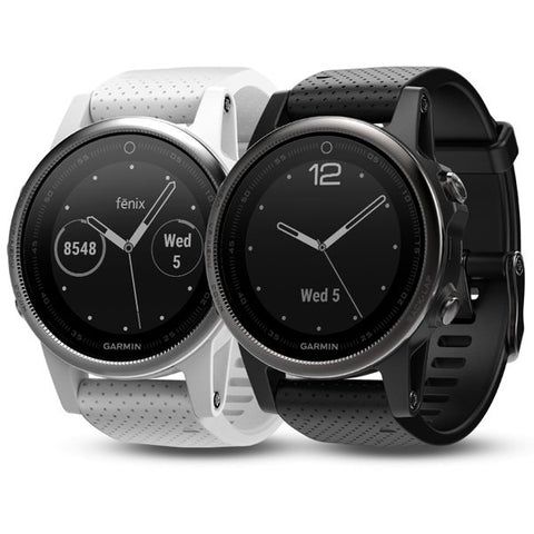 Buy Garmin Smart Watch Online in India, Garmin Smart Watch Fenix 5S Sapphire Glass 010-01685-20, GPS multi-sport Smart Watch, wearable wrist heart rate technology, Lightweight Outdoors Smart Watch