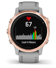 Buy Garmin Smart Watch Online in India, Garmin Fenix 6S Smart Watch, Garmin Watches Dealer in India, 010-02157-45, 010-02157-55, 010-02157-5F, Garmin multisport Smart Watch with mapping, music, pace monitoring & for workouts, Fitness Smart wearable