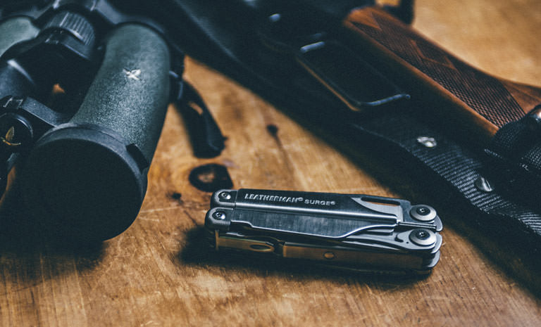 Leatherman Surge, Best Multi-tool online in India at LightMen, Have Duty, Full Size Premium Tool for EDC outdoors, Multi tools in India, Knife, pliers, screw drivers, opener
