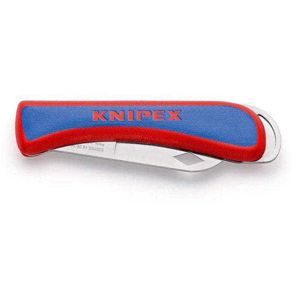 Knipex 16 20 50 SB Folding Electricians Knife
