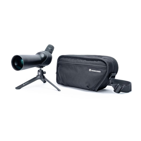 Vesta 460A Spotting Scope with 15 - 50x Eyepiece