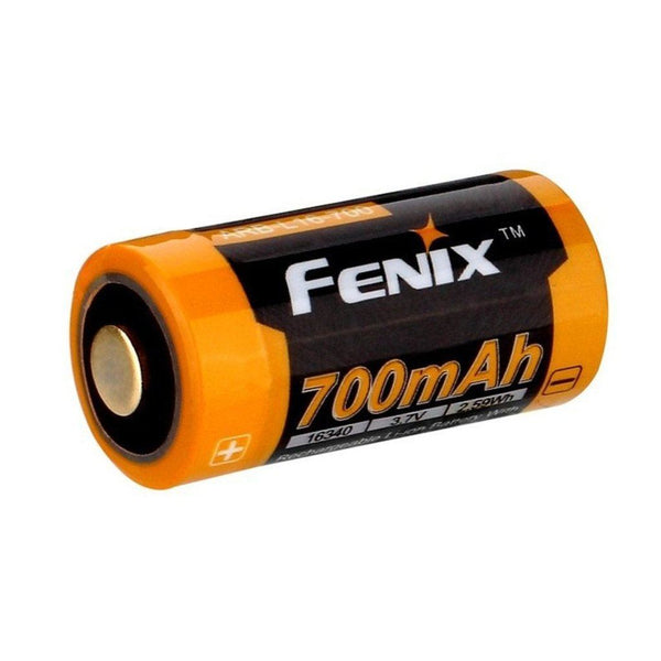 16340 Battery Fenix ARB-L16-700 3.7v Battery BIS APPROVED