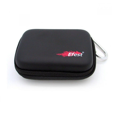 Efest 18650 Battery Carry Case, 3*18650 Storage Zipper Case