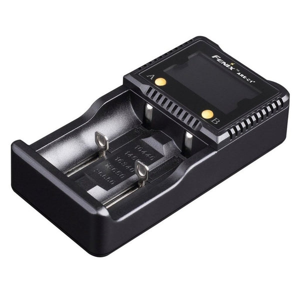 Fenix ARE-C1 Plus - 2 Slot Battery Charger
