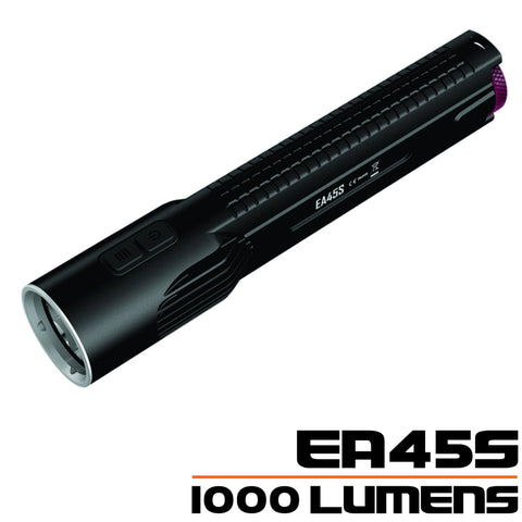 Nitecore EA45S LED Flashlight - Uses 4 x AA Battery