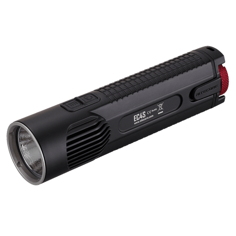 Nitecore EC4S Flashlight (2150 Lumens, 2x18650)