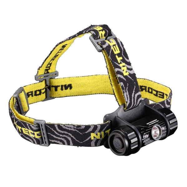 Nitecore HC50 LED Headlamp in India (1*18650 : 565 Lumens)