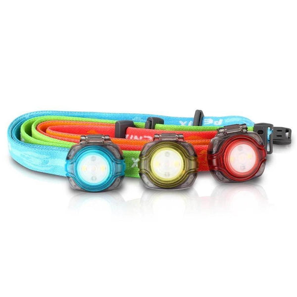 Fenix HL05 LED Headlamp | 8 Lumens | 2 x CR2032 Battery