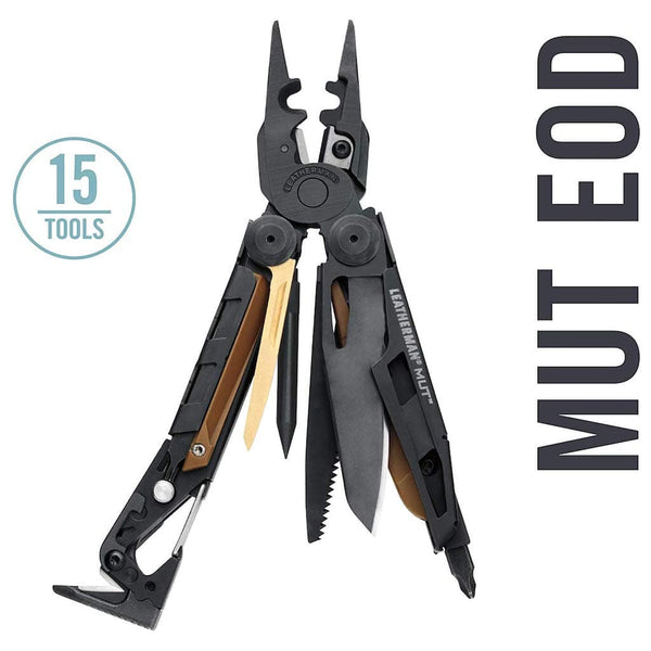 Leatherman MUT EOD Multi-Tools | 15 Tools